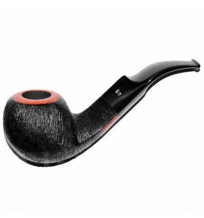 ไปป์ Stanwell Brushed Black Rustico 15