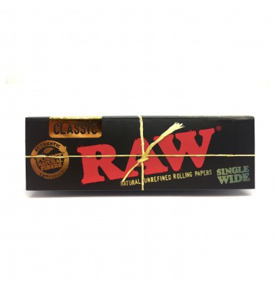 RAW Black SW Single Wide