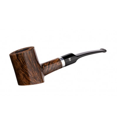 Stanwell Relief,Brown Polished,model 207,9mm