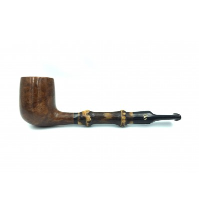 Stanwell Bamboo Brown Polished,Ass