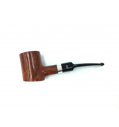 Stanwell Sterling,Brown Polished,model 207,9mm