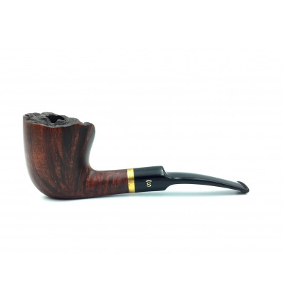 Stanwell De Luxe, Brown Polished,model 63